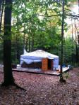 16′ Mongolian yurt for sale