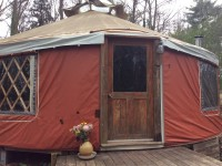 27 foot Colorado Yurt for sale