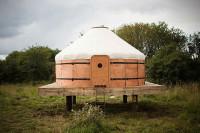 Brand New Yurt