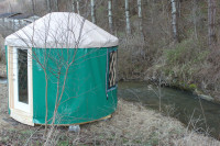 12ft Yurt – Like New Condition