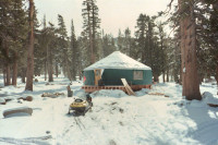30 ft Pacific Yurt-Alpine Pkg
