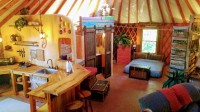 Mountain Top Yurt with 3 acres for Sale in Great Smoky Mountains