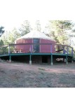 24\' Yurt in Florida