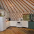 30' Pacific Yurt on 22 acres in Northern Kentucky for sale - Image 1