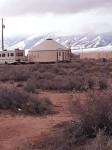 730sqft yurt on 2 acres in Colorado