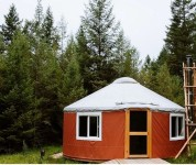 Beautiful Used Yurt For Sale