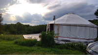 25ft Yurt for sale