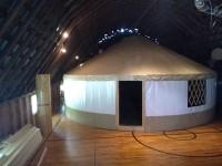 4 New Yurts