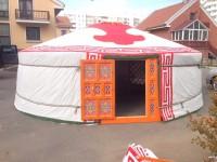 19″ Mongol Yurt/Ger 5 walls