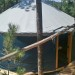 Navy & Dark Gray 24-foot Yurt Photo