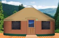 16′ In-Stock Yurt. Brand New