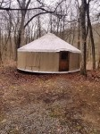 24′ Pacific Yurt