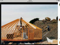 30 foot Pacific Yurt