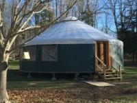 30′ Yurt – Excellent Condition
