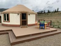 2015 Colorado Yurt