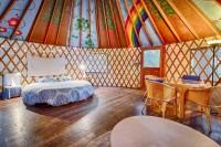 Rare 24 foot Pacific Yurt — LOADED!