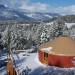 Home at Heartsrest yurt on 5 acres with views and more