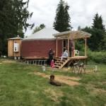 24' Pacific Yurt