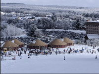 50' nomad yurt