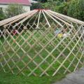 First yurt build (8)