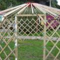 First yurt build (9)