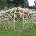 First yurt build (10)