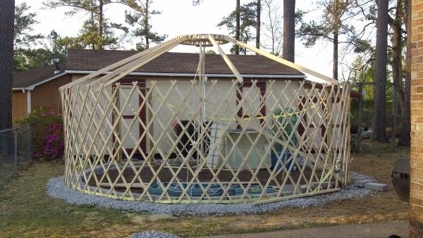 26+Yurt Greenhouse