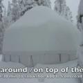 5 foot snow load