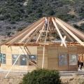 Smiley Wood Yurt