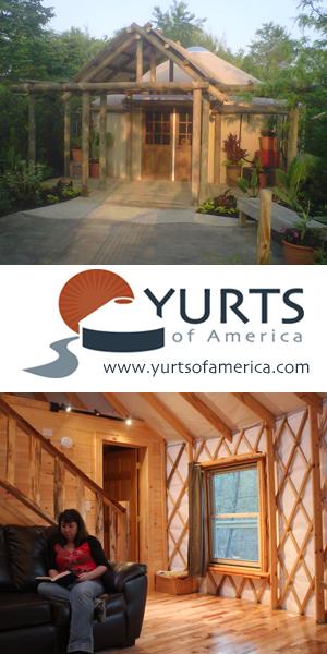 Yurts of America - www.yurtsofamerica.com