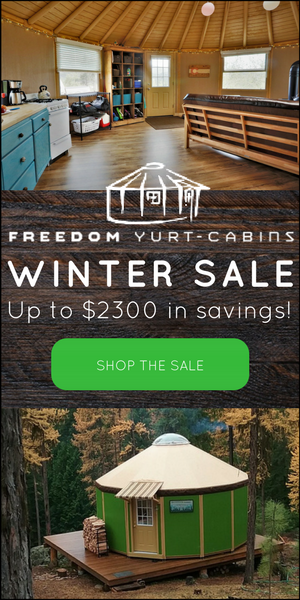 Freedom Yurt Cabins