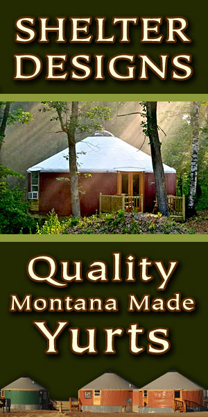 Shelter Designs - Quality Montana Made Yurts