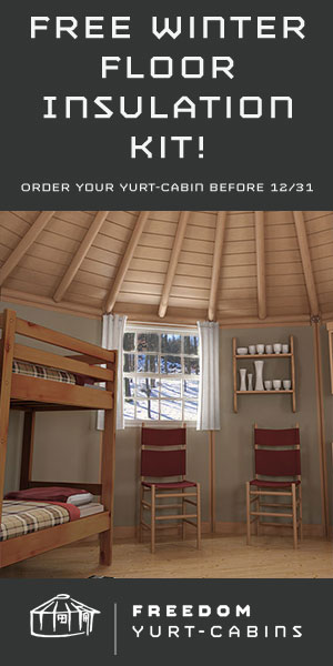 Freedom Yurt Cabins, LLC